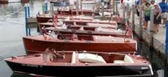 37th Annual Antique Wooden Boat Show and Festival of Arts
