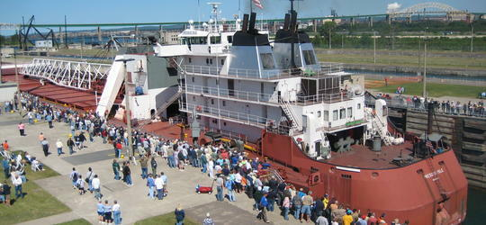Soo Locks Engineer's Day