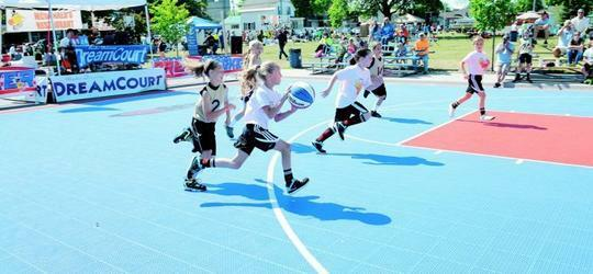 Gus Macker 3-on-3 Basketball Tournament
