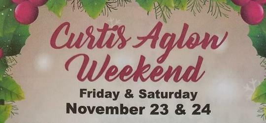 Curtis Aglow Weekend