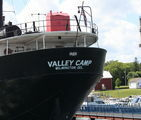 The Steamship VALLEY CAMP has become the most unique Maritime Museum on the Great Lakes.