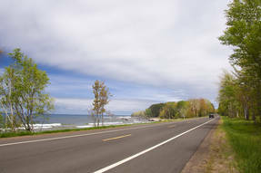 Scenic Shoreline Drives Upper Peninsula Great Waters Of