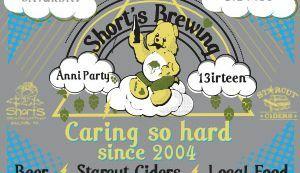 Short's Anni Party 13irteen