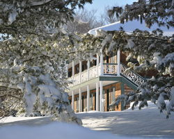 Winter at the Legend Inn