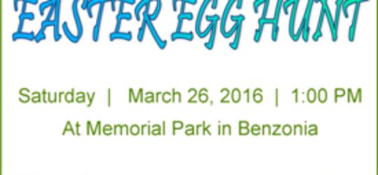 Easter Egg Hunt - Benzonia