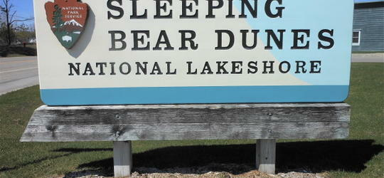 Sleeping Bear Dunes FEE FREE Day celebrating the First Day of National Park Week