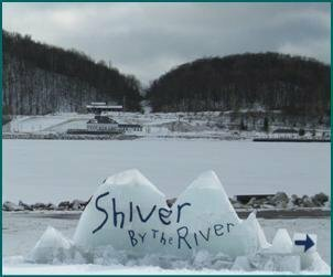 Shiver by the River Ice Sculpture (walksoftlyphotos.com)