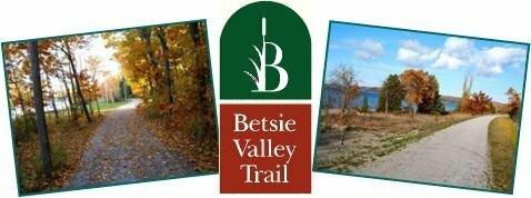 Betsie Valley Trail in Benzie County