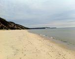We have Lake Michigan Beach access at Grace Road