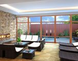 Crystal Spa is a celebration of relaxation, renewal and the environment on a grand scale. This 18,500-square-foot oasis in the heart of Crystal Mountain honors the art and natural beauty of northern Michigan in a setting that awakens and inspires. From the first moment you enter its doors, you'll appreciate the comforts of this elegant retreat.