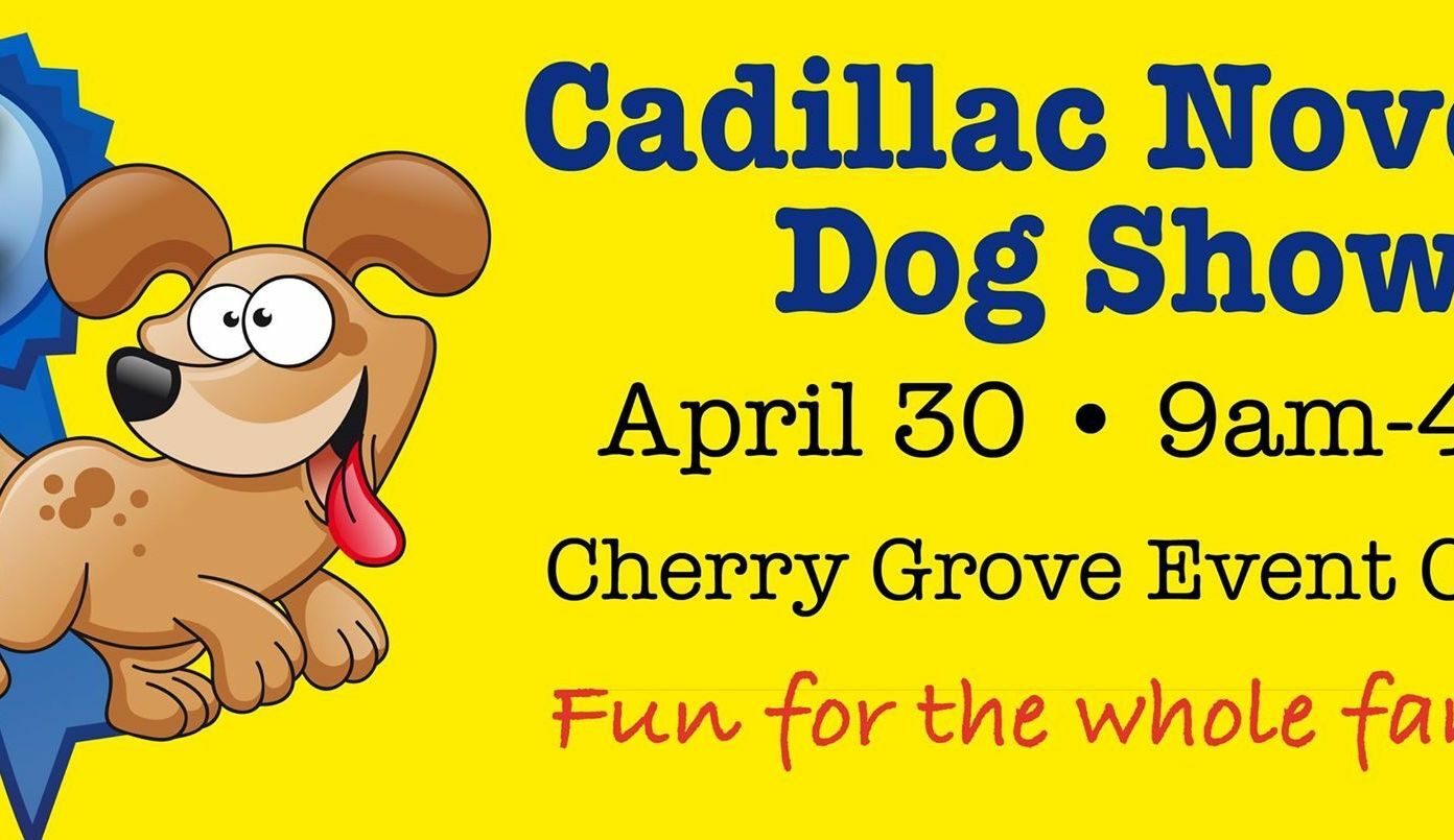 Cadillac Novelty Dog Show