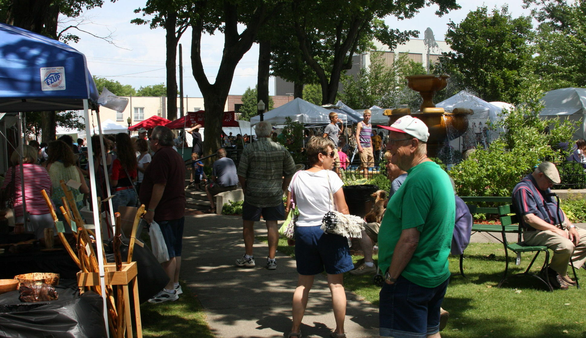 Art And Craft Shows In Northern Michigan