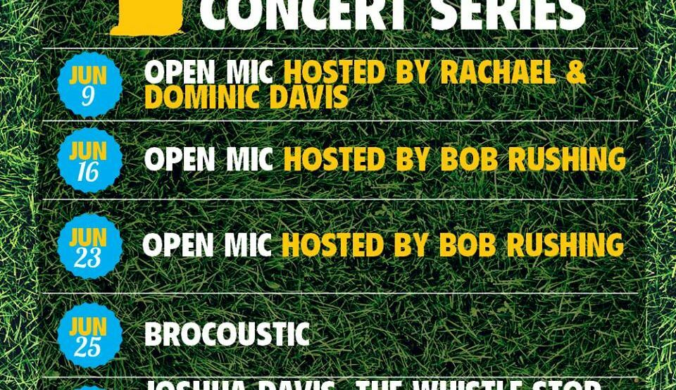 Thursday Open Mic Nights & Concerts