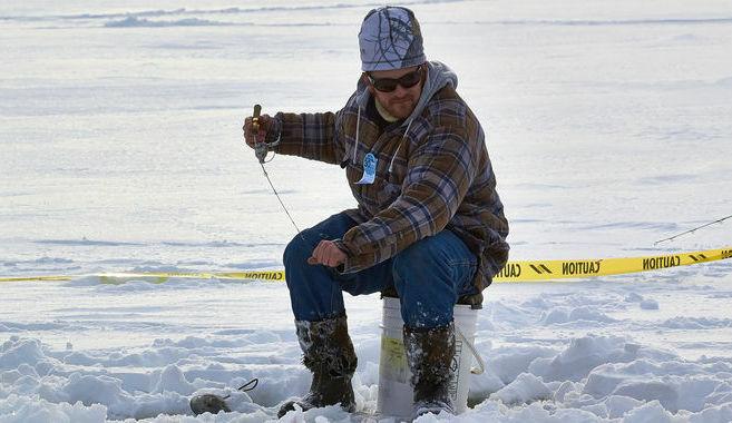 NASF Ice Fishing Contest