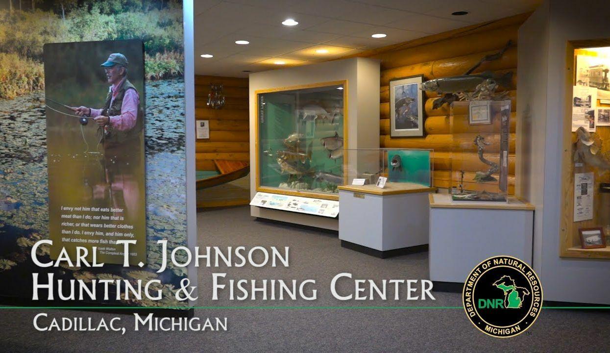 Carl T. Johnson Hunting and Fishing Center 25th Anniversary