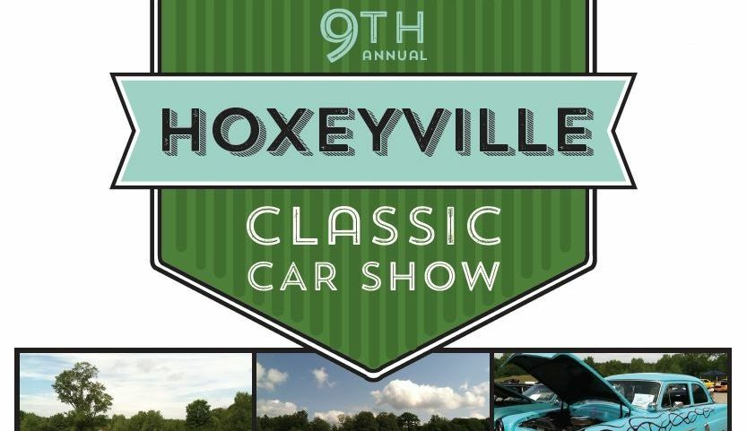 9th Annual Hoxeyville Classic Car Show