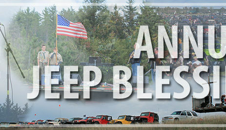 16th Annual Jeep Blessing