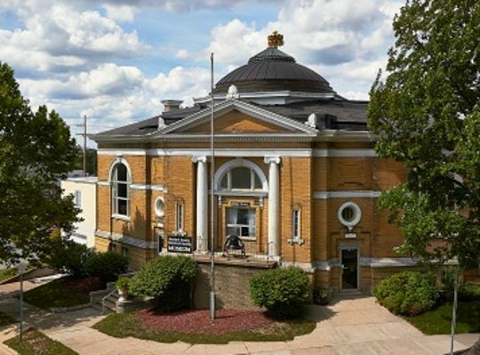 Wexford County Historical Museum & Carnegie Library - Cadillac
