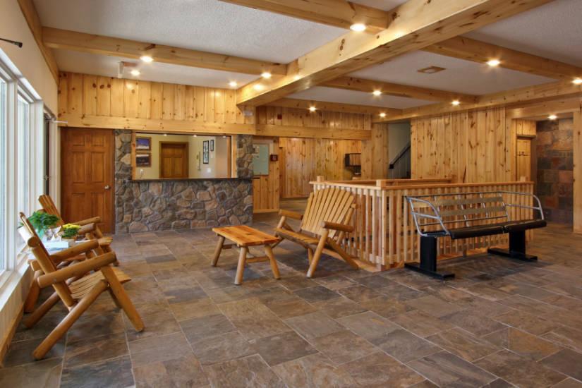Caberfae Peaks Mackenzie Lodge Cadillac