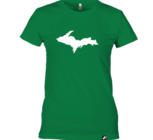Sizes: L, XL, XXL -- $19.00 -- All Yooper Steez shirts are American Apparel brand. Please note that these shirts fit roughly one size smaller than what is stated.
