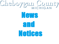 Cheboygan Michigan, Cheboygan County Government Services - Cheboygan