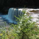 Tahquamenon Falls in Upper Michigan