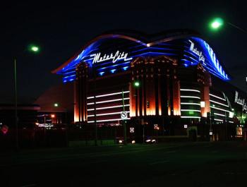 Casinos gaming circle michigan for Motor city casino com stay