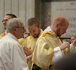 All photos courtesy of the Pontifical North American College.