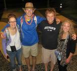 Shannon Scott, Nathan Zielinski, Tom Gardner, and Abbie Scheske.
