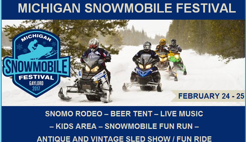 Michigan Snowmobile Festival