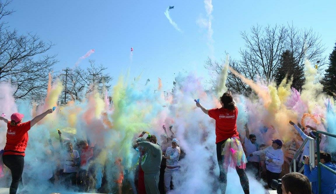 3rd Annual 5K Color Tour