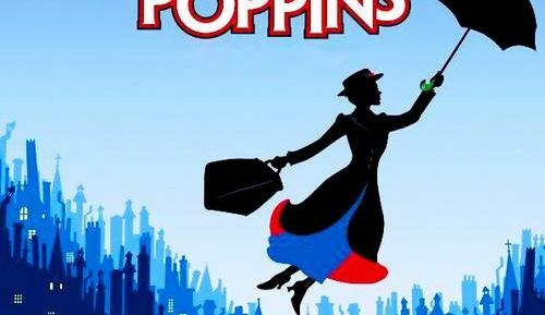 "Gaylord Community Productions ~ Presents ""Mary Poppins"""