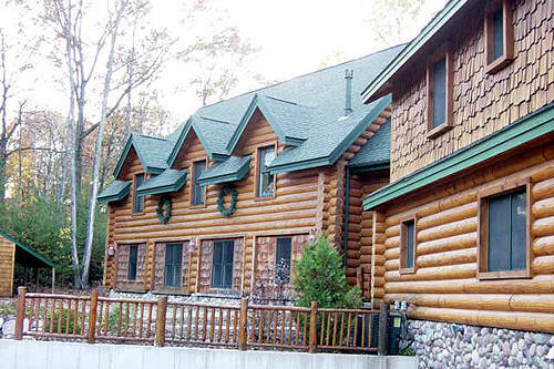 Pine Cone Vacation Rentals Gaylord Golf Mecca