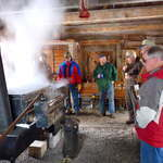 Evaporator Volunteer Training