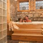 Relaxation your way in our Spa/Sauna Room