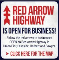 Red Arrow Closure