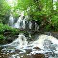 Uppermost falls