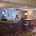 Welcome to the Holiday Inn Express of Houghton