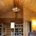 log cabins sleep up to seven