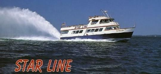 1st Time in History - Ferry Service begins Today!