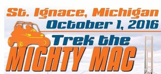 Trek the Mighty Mac!