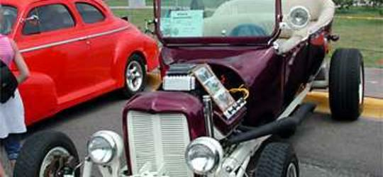 38th Annual St.Ignace Auto Show