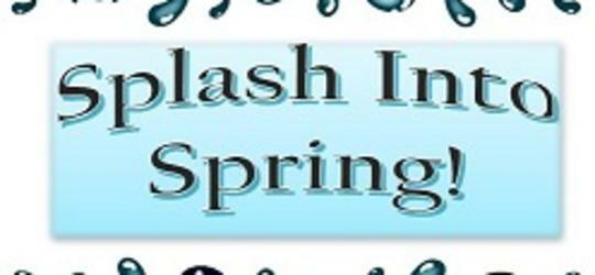 1st Annual Spring Break Splash