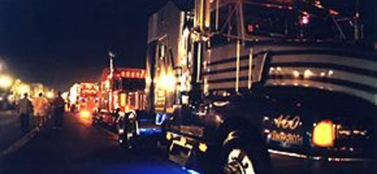 21st Annual Big Truck Show and Parade of Lights