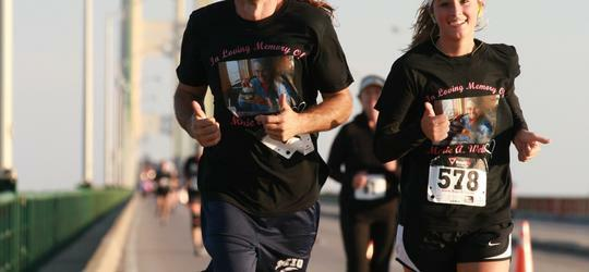10th Annual Mackinaw Memorial Bridge Race