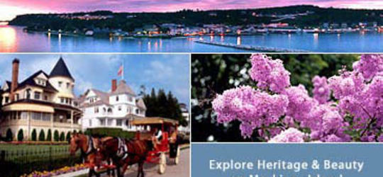 64th Annual Lilac Festival on Mackinac Island