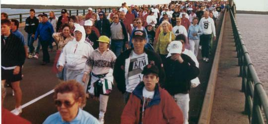 59th Annual Labor Day Bridge Walk