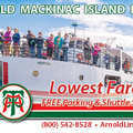 Arnold Offers the Best Mackinac Island Ferry Prices!