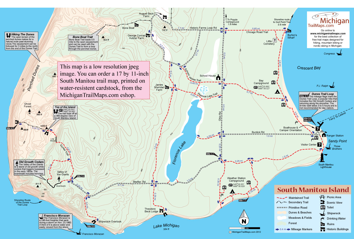 10 of the Best Hiking Trails in Michigan