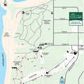 Mt. McSauba trail map.
